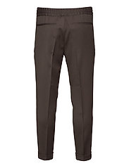 TERRY CROPPED TROUSER