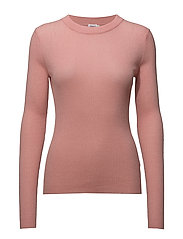 Slim Rib Knit Top - SHERBERT