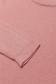 Slim Rib Knit Top