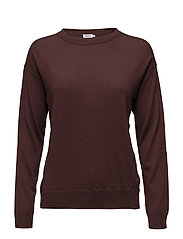 Merino R-neck Pullover - FIG