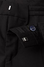Filippa K - M. Liam Wool Trouser - formele broeken - black - 3