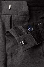 Filippa K - M. Liam Wool Trouser - formele broeken - grey mel. - 3