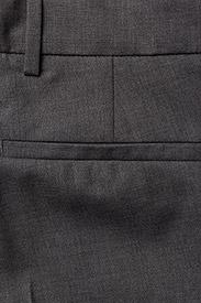 Filippa K - M. Liam Wool Trouser - formele broeken - grey mel. - 4