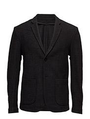 M. Daniel Jersey Jacket - BLACK