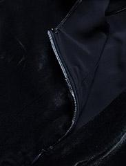 Velvet Strap Dress