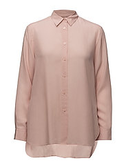Filippa K - High-Low Tencel Shirt