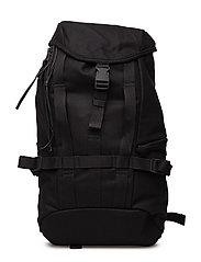 M. Wool Utility Backpack - BLACK
