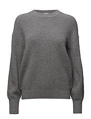 Filippa K - Wool/Cashmere Rib Pullover