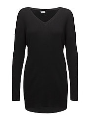 Drapey Tunic - BLACK