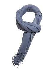 Two-Tone Scarf - PARIS BLUE