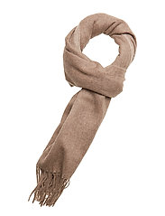Two-Tone Scarf - TAUPE/MOUS