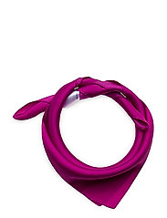 Silk Neckerchief - ORCHID