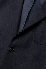 Filippa K - M. Rick Wool Jacket - blazers met enkele rij knopen - navy - 2