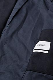Filippa K - M. Rick Wool Jacket - blazers met enkele rij knopen - navy - 4