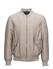 M. Viktor Bomber - LIGHT BEIGE