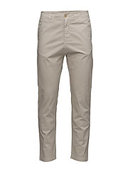 M. Lawrence Cotton Chino - LIGHT BEIG