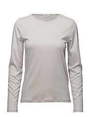 Mercerized Cotton Long Sleeve - MINERAL