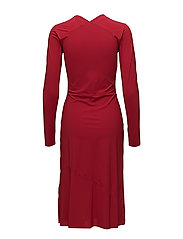 Flared Seam Dress