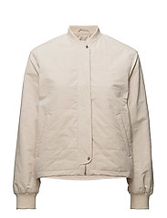 Ryder Bomber Jacket - BONE