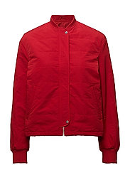 Ryder Bomber Jacket - ROUGE