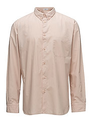 M. Peter Washed Poplin Shirt - DUSTY PINK