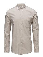 M. Pierre Casual Shirt - LIGHT BEIG
