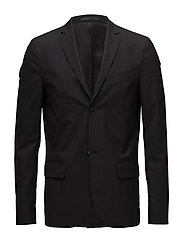 M. Daniel Cool Wool Jacket - BLACK