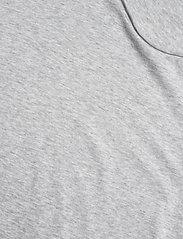 Filippa K - M. Roll Neck Tee - basic t-shirts - light grey - 2