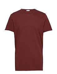 M. Roll Neck Tee - PINOT