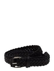 Braided Hip Belt - BLACK