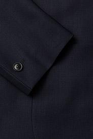 Filippa K - M. Daniel Knit Jacket - enkeltradede blazere - navy - 3