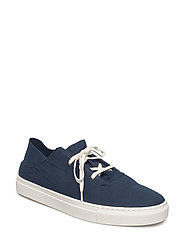 M. Jonathan Canvas Sneaker - DEEP WATER