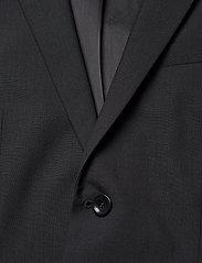 Filippa K - M. Rick Wool Jacket - marynarki jednorzędowe - black - 2