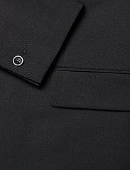 Filippa K - M. Rick Wool Jacket - marynarki jednorzędowe - black - 3