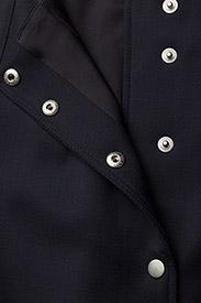 Filippa K - Twill Skirt - jupes courtes - navy - 2