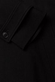 Filippa K - Sadie Duster Coat - light coats - black - 4