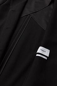 Filippa K - Sadie Duster Coat - light coats - black - 5