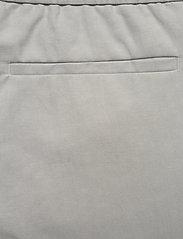 Filippa K - M. Terry Cropped Linen Slacks - pantalons décontractés - sterling g - 4
