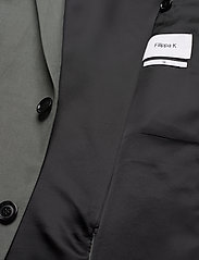 Filippa K - M. Rick Linen Blazer - colberts - green grey - 4