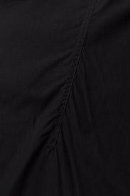 Filippa K - Poplin Dress - short dresses - black - 3
