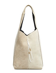 Athena Soft Shopper - BEIGE SUED