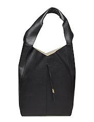 Athena Soft Shopper - BLACK