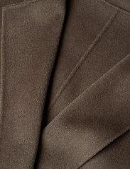 Filippa K - Alexa Coat - uldfrakker - dark taupe - 2