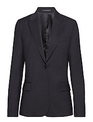 Sasha Cool Wool Blazer - BLACK