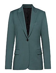 Sasha Cool Wool Blazer - RIVER