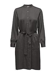 Easy Shirt Dress - BELUGA