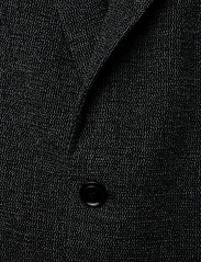 Filippa K - M. Dean Knit Look Jacket - blazers met enkele rij knopen - anthracite - 2