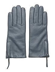 Zip Gloves - BLUE SLATE