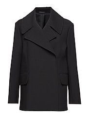 Andrea Coat - BLACK