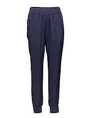 Freja Trousers - MOODY BLUE